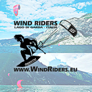 wind riders lake garda